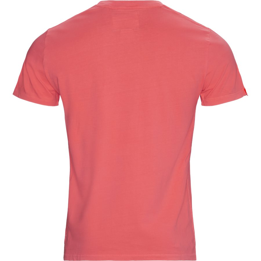 M1010 - M1010 T-shirt - T-shirts - Regular - CORAL C3Y - 2
